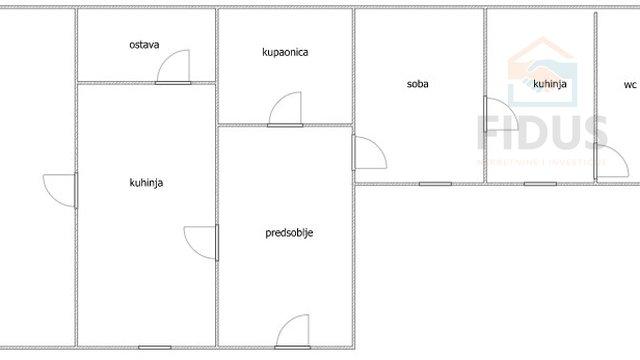 House, 95 m2, For Sale, Osijek - Industrijska četvrt