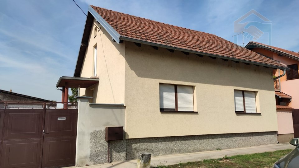 House, 132 m2, For Sale, Vukovar - Sajmište