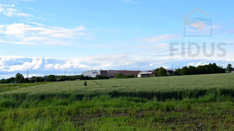 Građevinsko zemljište - Petruš (Osijek)